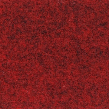 "Protection sol sportif Sommer Concord ""Dark Red"" (2 x 1 m) - BRICOFLOR"
