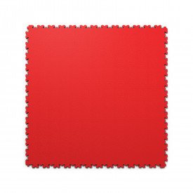 "Dalle PVC garage Fortelock XL 2230 ""Skin Rouge"""