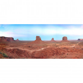 Papier peint panoramique MonumentValley AS471846 A.S. Création AP Digital 3