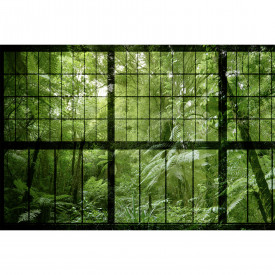 Papier peint panoramique rainforest 2 DD113742 Livingwalls Walls by Patel