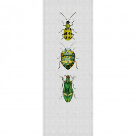 Papier peint panoramique buzz panels 4 DD114052 Livingwalls Walls by Patel