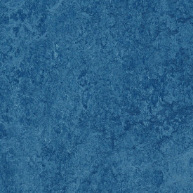 "Forbo Marmoleum Real ""3030 Blue"" (2,5 mm)"