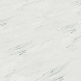 "Wineo 800 Stone XL | Dalle PVC clipsable ""White Marble"""