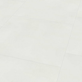 "Wineo 800 Tile XXL | Dalle PVC à coller ""Solid White"""