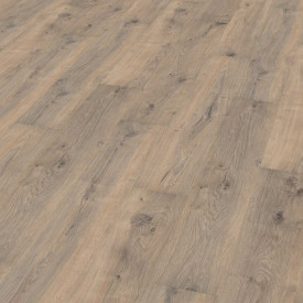 "Wineo 1000 Wood ""Valley Oak Mud"" Lame PVC clipsable"