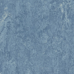 "Forbo Marmoleum Real ""3055 Fresco Blue"" (2,0 mm)"