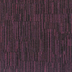 "Milliken Laylines ""LLN179-178 Blackcurrant"""